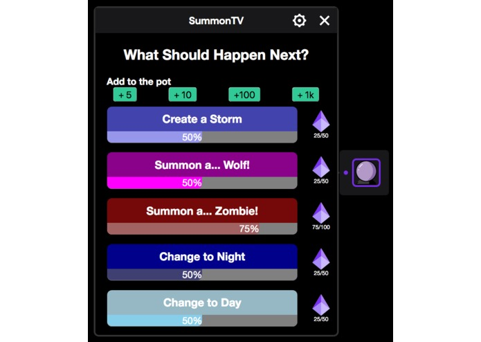 Summon TV – screenshot 1
