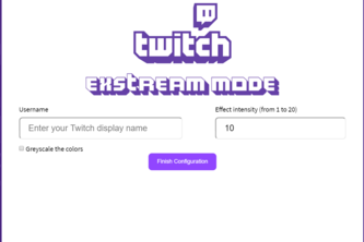 Exstream Mode