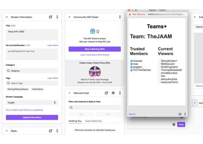 Teams+ – screenshot 1