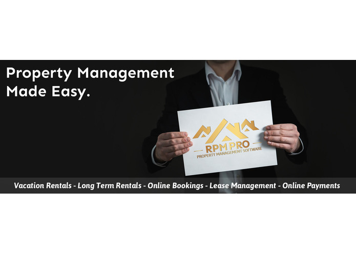 RPM PRO - Rentals Property Management Software – screenshot 1