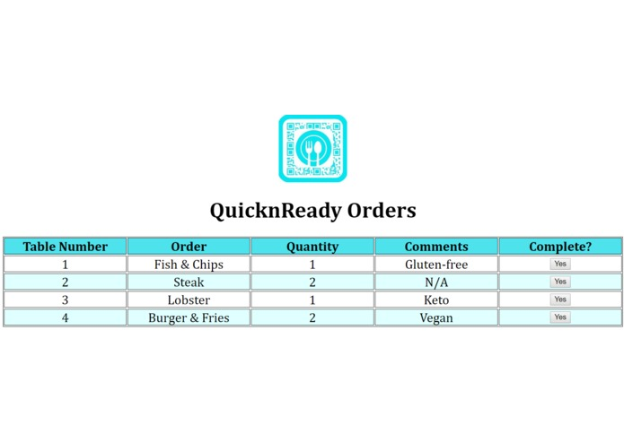 QuicknReady – screenshot 3