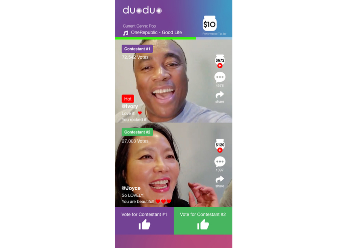 DuoDuo – screenshot 9