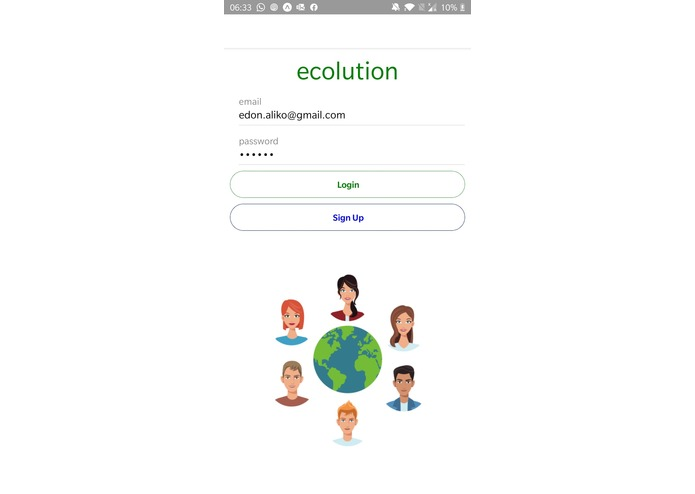 Ecolution – screenshot 3