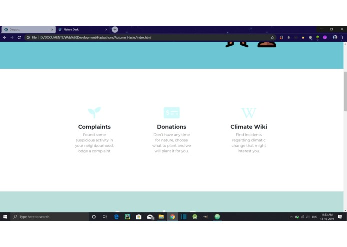NatureDesk – screenshot 5