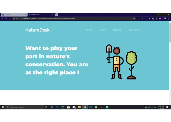 NatureDesk – screenshot 8