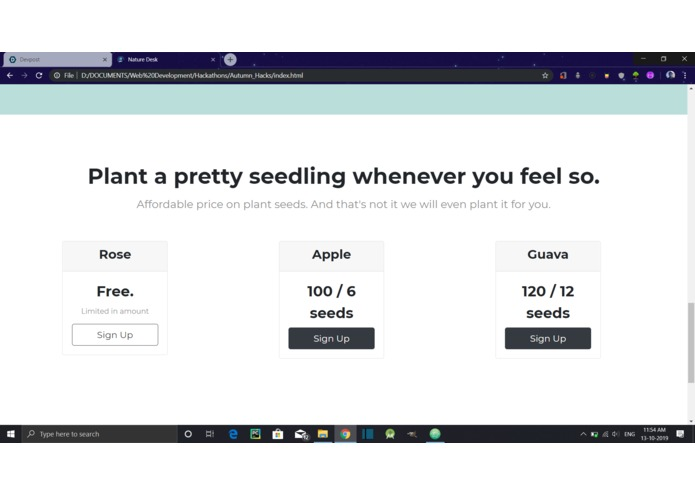 NatureDesk – screenshot 9