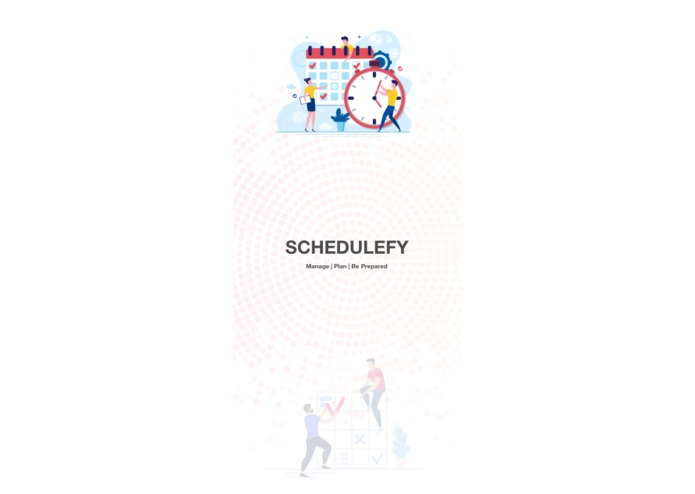 ScheduleFy – screenshot 1