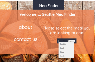 Seattle Foodbank Locator