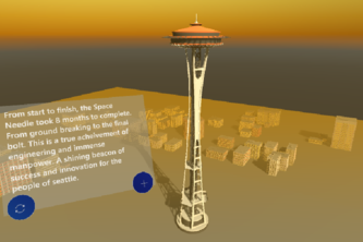 Holo History: Space Needle Edition