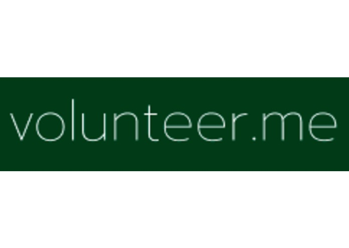 volunteer.me – screenshot 1