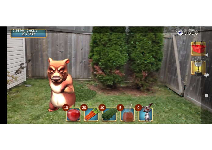 Animals Hunt AR – screenshot 4