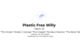 Microplastic-Free Willy