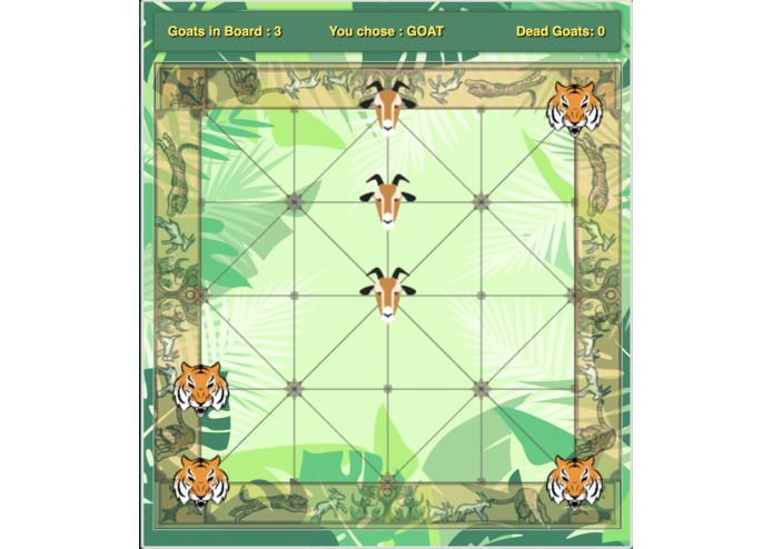BaghChal. Nepali Board Game – screenshot 4