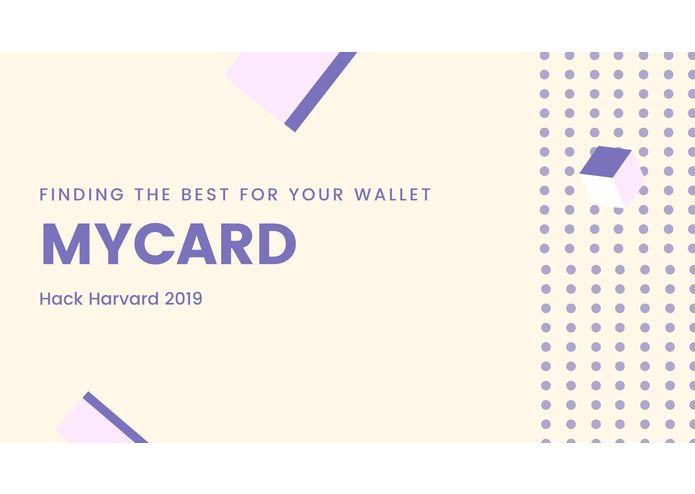 MyCard – screenshot 1