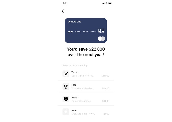 MyCard – screenshot 10