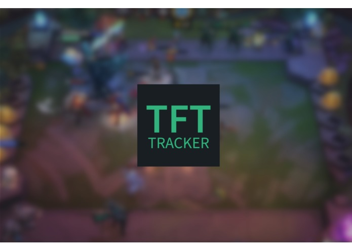 TFT Tracker – screenshot 1