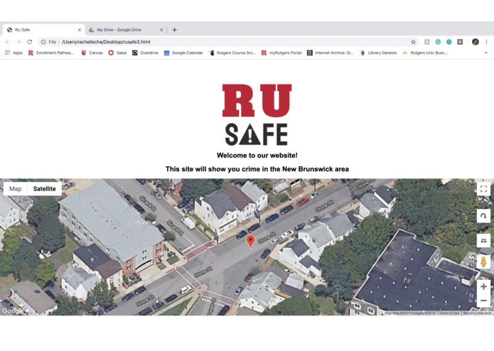 RU Safe – screenshot 2