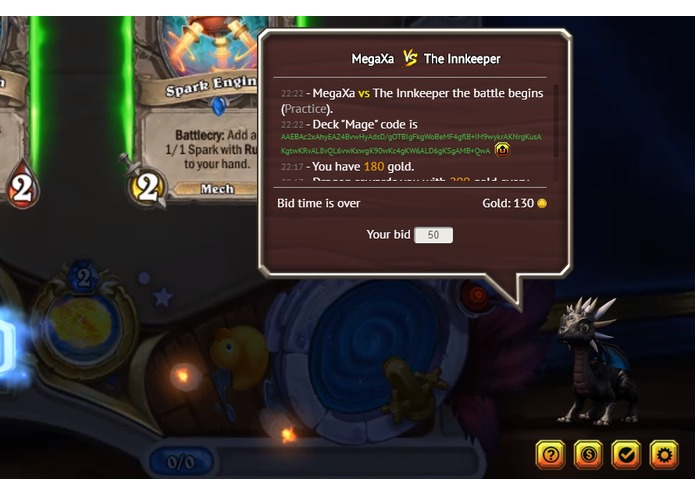 Hearthstone Dragon – screenshot 3