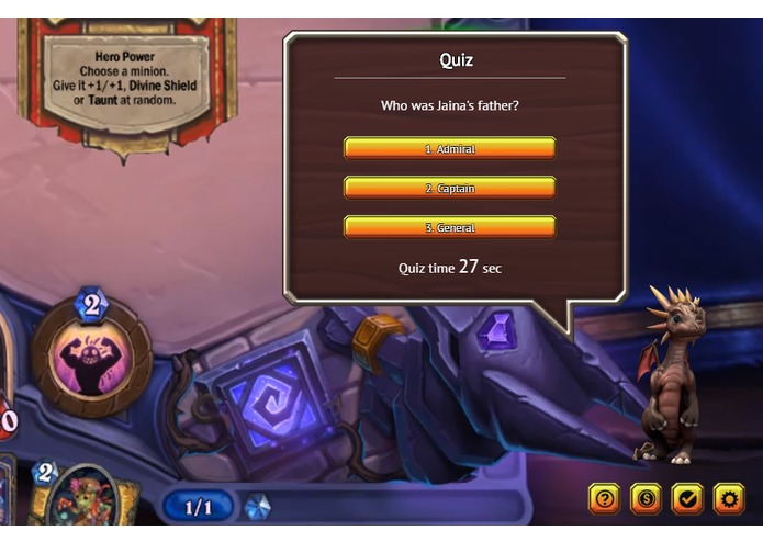Hearthstone Dragon – screenshot 2