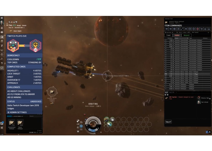 Too Many Fleet Commanders – screenshot 1
