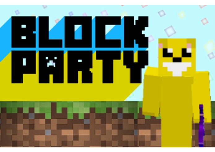 BlockParty for Minecraft – screenshot 1