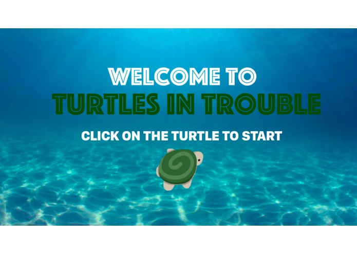 Turtles in Trouble – screenshot 1