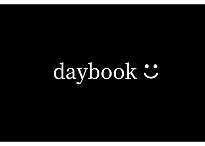 daybook – screenshot 1