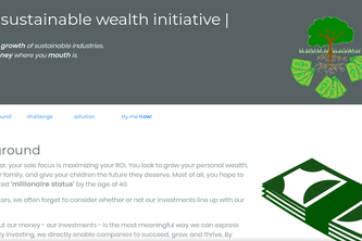 The Sustainable Wealth Initiative
