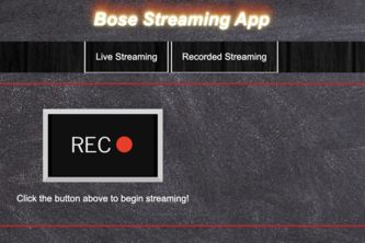 Streaming and Reminders with Bose