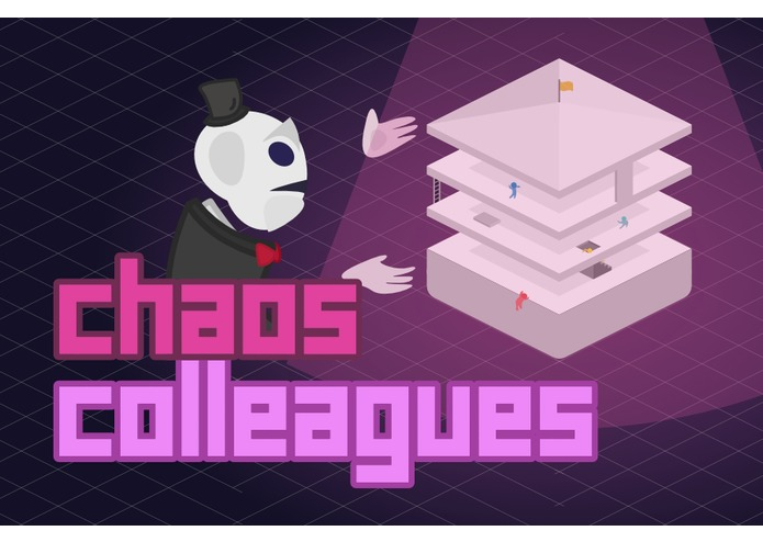 Chaos Colleagues – screenshot 1