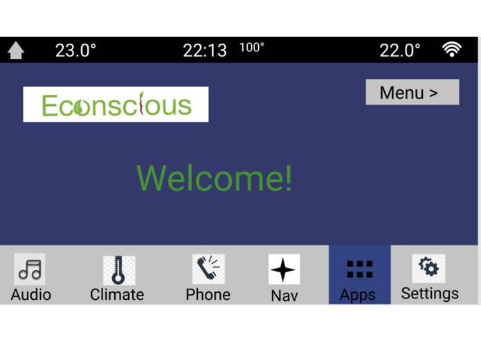 Econscious – screenshot 1