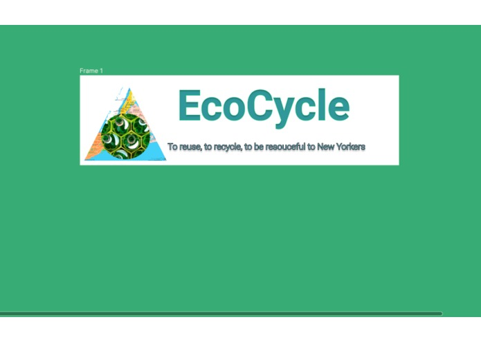 EcoCycle – screenshot 1