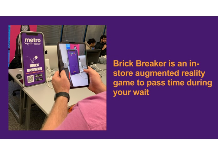 Brick Breaker – screenshot 2