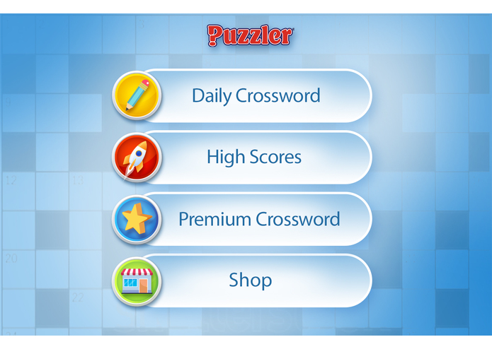 Puzzler - Crossword of the Day – screenshot 2