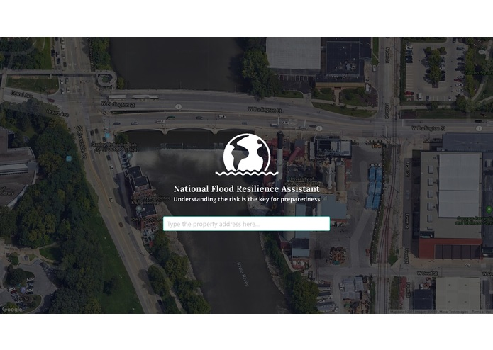 National Flood Resilience Assistant – screenshot 3