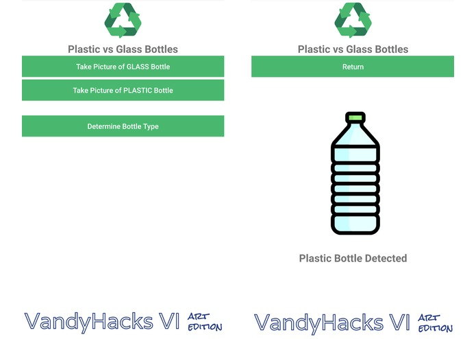 Bottle Composition Detector – screenshot 1