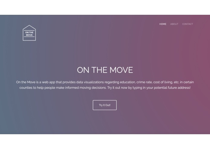 On The Move – screenshot 2