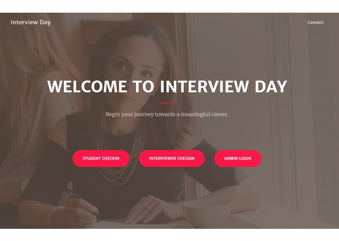 Interview Day – screenshot 1