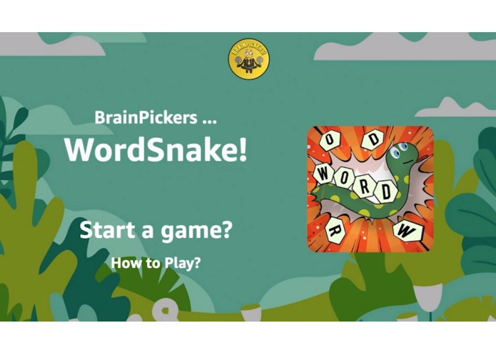 WordSnake! – screenshot 1