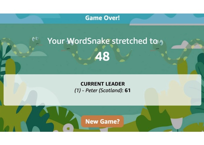 WordSnake! – screenshot 7