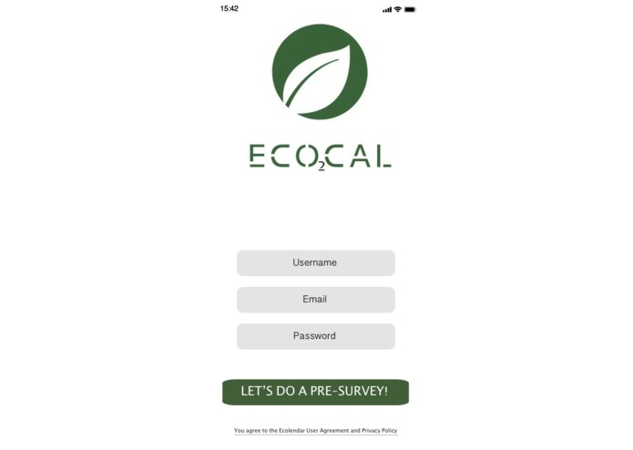 EcoCal – screenshot 9