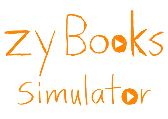 Typeout: ZyBooks Simulator – screenshot 1