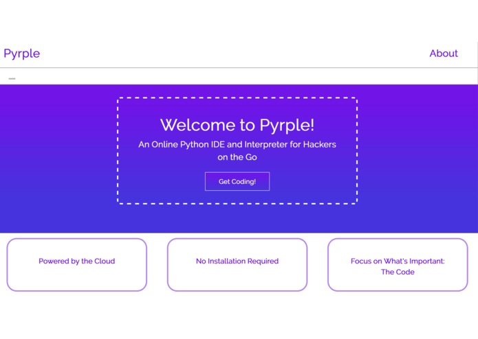Pyrple – screenshot 1