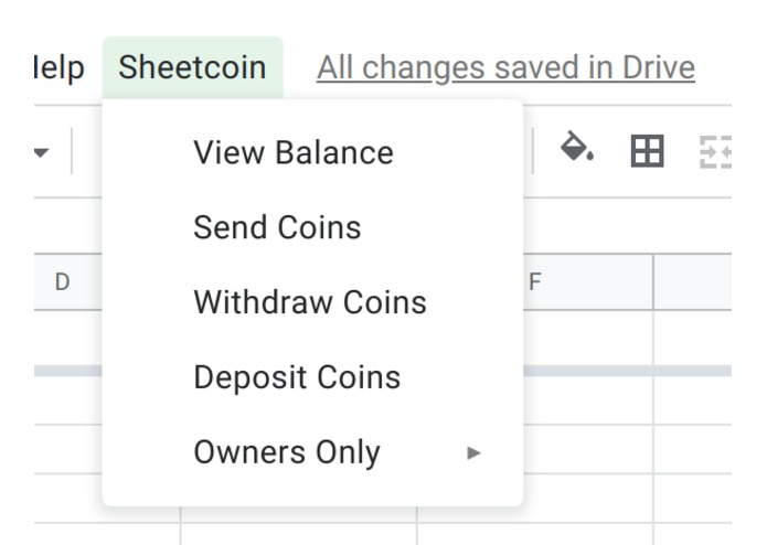 Sheetcoin – screenshot 3