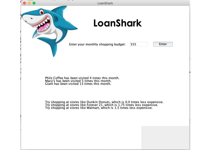 LoanShark – screenshot 1
