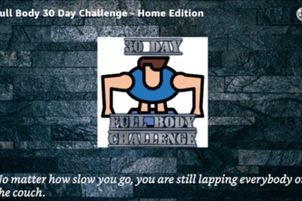 30 Day Full Body Challenge With Alexa ISP