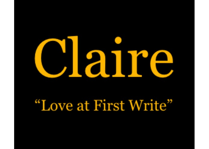 Claire – screenshot 1