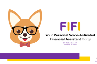 Fifi: Voice Activated Financial Adviser