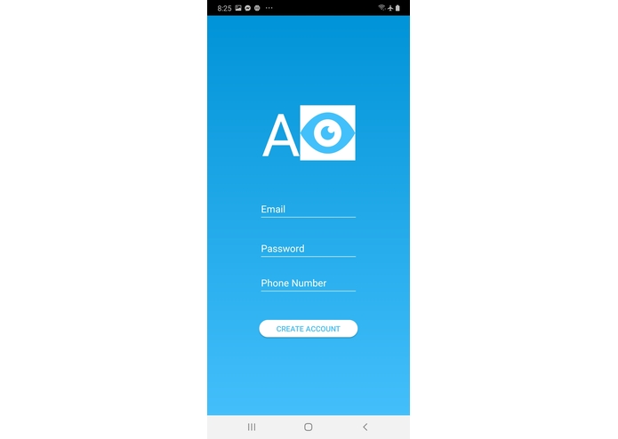 A-Eye – screenshot 1
