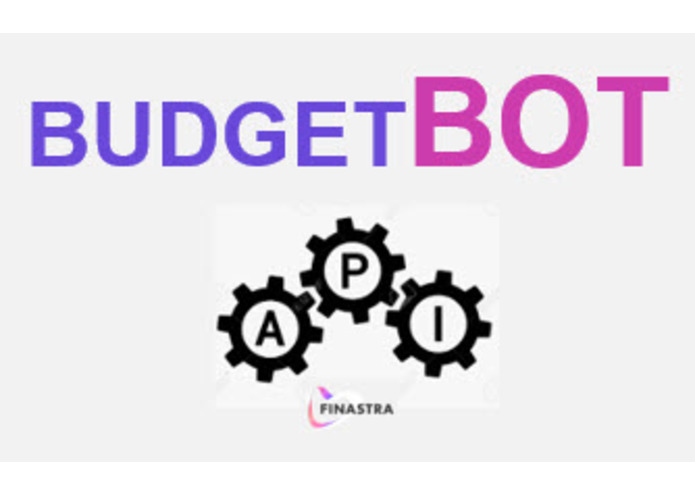 BudgetBOT – screenshot 1